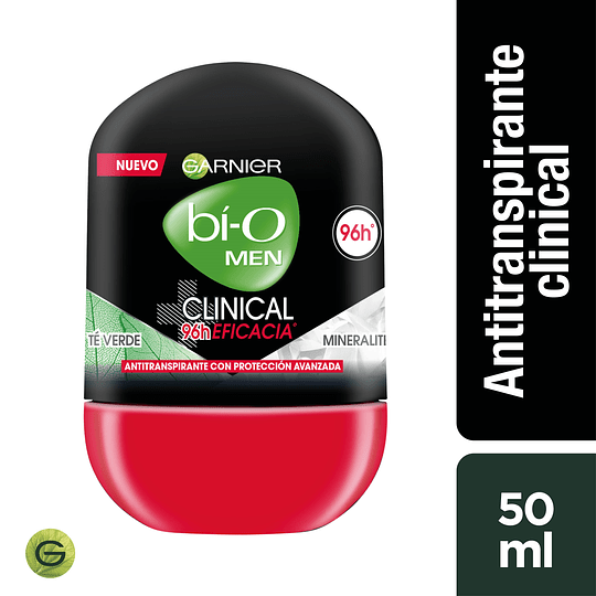Desodrante Bio Hombre Clinical Roll-On 50 ml