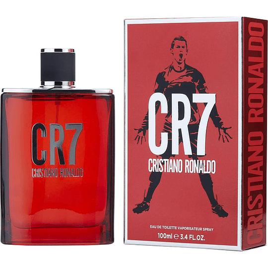 Cr7 Edt 100Ml Hombre Cristiano Ronaldo