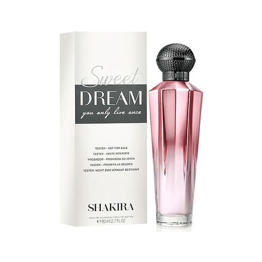 Shakira Sweet Dream Edt Tester 80 Ml Mujer