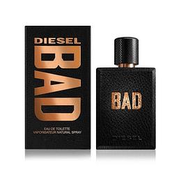 Diesel Bad 75ML EDT Hombre Diesel (sin celofan)