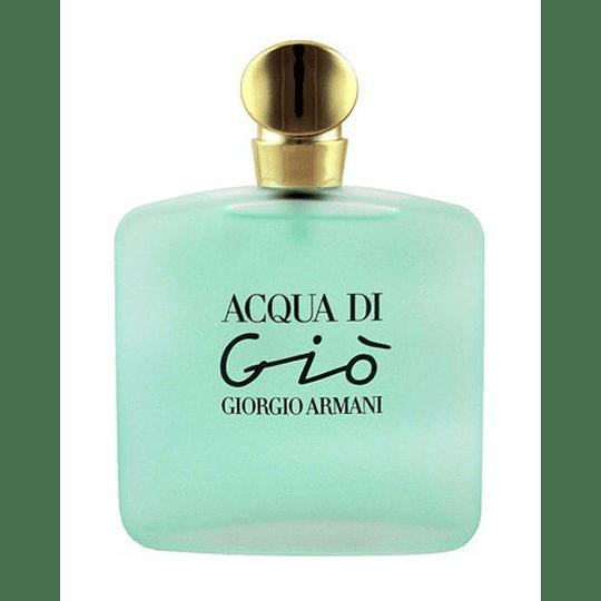 Acqua Di Gio Tester EDT 100 ml Mujer Armani