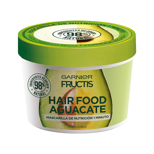 Fructis Hair Food A gruacate 350 ml