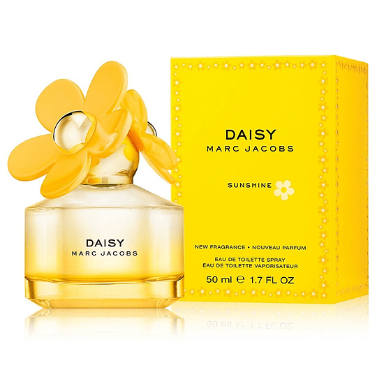 Daisy Sunshine Marc Jacobs Edt 50ml mujer