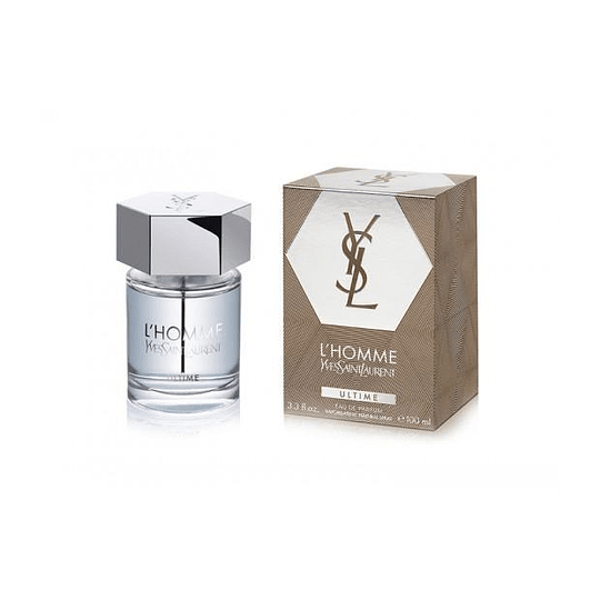Ysl L'Homme Ultime Edp 100Ml Hombre