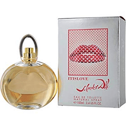 It Is Love 100ML EDT Mujer Salvador Dali