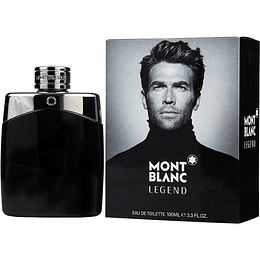 Legend Men 100ML EDT Hombre Montbanc