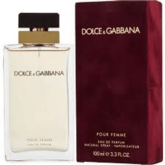 Dolce & Gabbana Pour Femme Edp 100 Ml Mujer