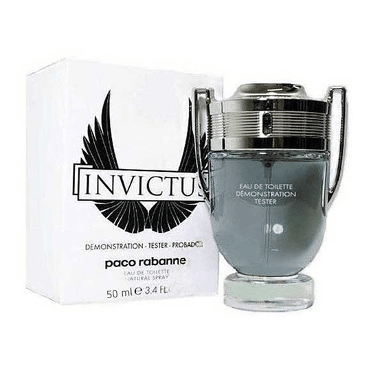 Invictus Tester 50ML EDT Hombre Paco Rabanne
