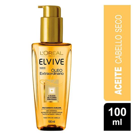 Elvive Oleo Extraordinario 100 ml