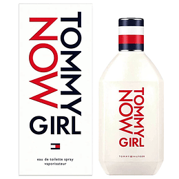 TOMMY NOW GIRL EDT 100ML MUJER