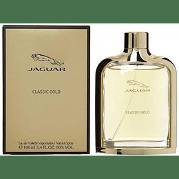 Jaguar Classic Gold Edt 100Ml Hombre