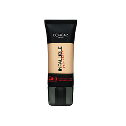 Base Infaillible Matte 103 Natural Buff L'Oréal Paris