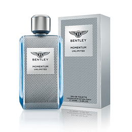BENTLEY MOMENTUM UNLIMITED EDT 100ML HOMBRE