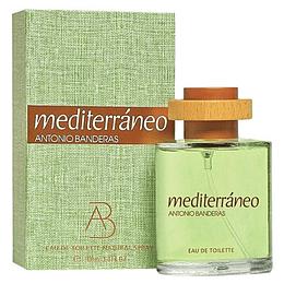 Mediterráneo 100ML EDT Hombre Antonio Banderas