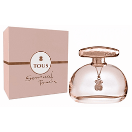 Tous Sensual Touch Edt 100Ml Mujer