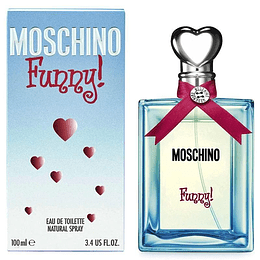 Funny 100ML EDT Mujer Moschino