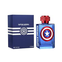 Capitan America Marvel Edt 100ml Hombre