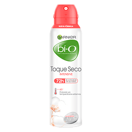 Desodrante Bi-O Spray Intens T.Sec Muj 150 ml