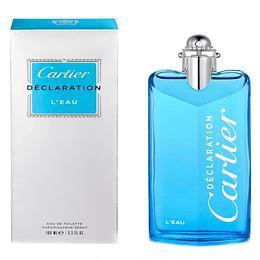 Declaration L´Eau Hombre 100ML EDT Cartier