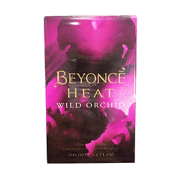 Beyonce Heat Wild Orchid 100ML EDP Mujer Beyonce