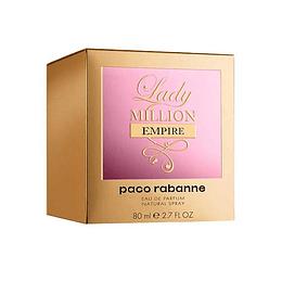 Lady Million Empire Edp 80Ml Mujer