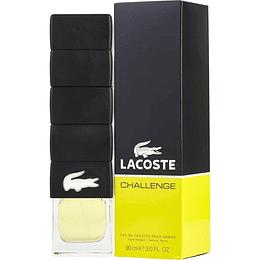 Lacoste Challenge 90ML EDT Hombre Lacoste