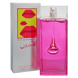 Sun & Roses 100ML EDT Mujer  Salvador Dali