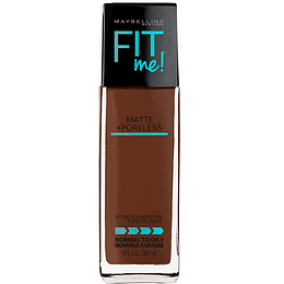 Base Fitme Matte Java Maybelline