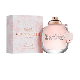 Coach New York Floral Edp 90ml Mujer