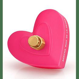Love Love Love Agatha Ruiz De la Prada Tester EDT 80ML Mujer