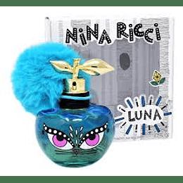 Les Monster Luna de Nina Ricci EDT Mujer 80ml