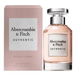 Abercrombie & Fitch Authentic Woman Edp 100Ml Mujer