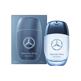 MERCEDES BENZ THE MOVE EDT 100ML HOMBRE