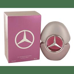 Mercedes Benz For Women (Rosado) Edp 90ml