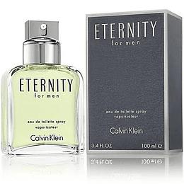 Eternity For Men 100ML EDT  Hombre Calvin Klein