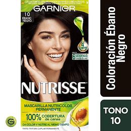 Nutrisse 10 Ebano 3 Aceites