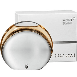 Presence D´Une Femme 75ML EDT Mujer Montblanc