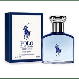 Polo Ultra Blue Edt 40ml Hombre