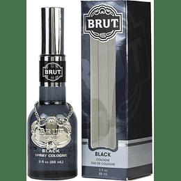 Brut Black Cologne Edc 90Ml Hombre