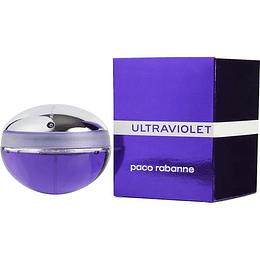 Ultraviolet 80ML EDP Mujer Paco Rabanne