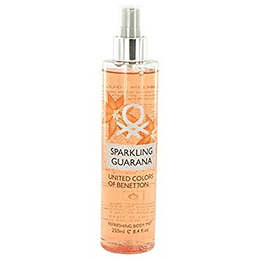 Sparkling Guarana Mist Colonia 250ML  EDT Mujer Benetton