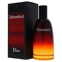 Fahrenheit Christian Dior Edt 100ml Hombre