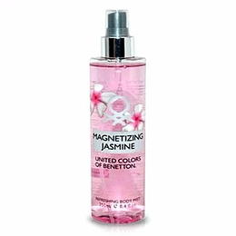 Magnetizing Jasmine Mist Colonia 250ML EDT Mujer  Benetton