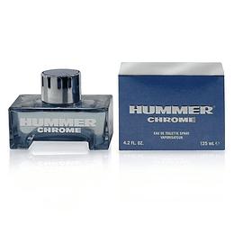 Hummer Chrome 125ML EDT Hombre Hummer