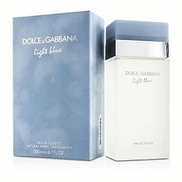 Light Blue Mujer 200ML EDT Dolce & Gabbana
