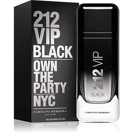 212 VIP BLACK 200ML EDP HOMBRE CAROLINA HERRERA