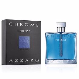 Azzaro Chrome Intense Edt 100ml Hombre