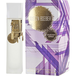 Justin Bieber  Collector´s Edition  Edp Mujer 100ml