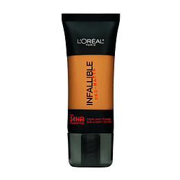 Base Infaillible Matte 109 Classic Tan L'Oréal Paris