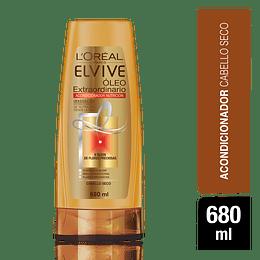Elvive Oleo Extr Universal Aco 680 ml